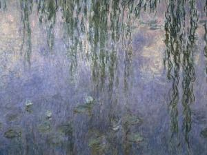 Water Lilies, Detail, 1840-1930 by Claude Monet