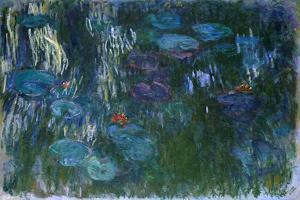 Water Lilies II by Claude Monet