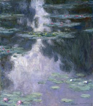 Water Lilies (Nympheas), 1907 by Claude Monet