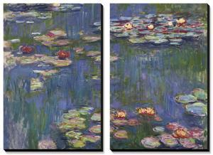Water Lilies (Nympheas), c.1916 by Claude Monet
