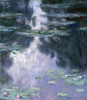 Water Lilies (Nymphéas) by Claude Monet