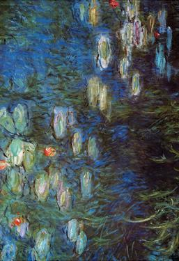 Water Lillies by Claude Monet