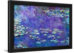 Claude Monet Water Lily Pond #3 Art Print Poster