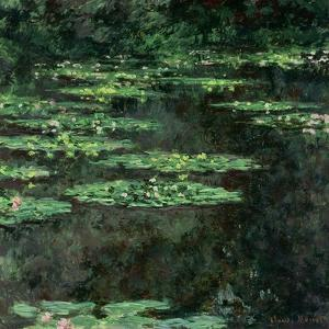 Waterlilies, 1904 by Claude Monet
