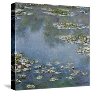 Waterlilies, 1906 by Claude Monet