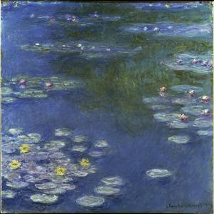 Waterlilies, 1908 by Claude Monet
