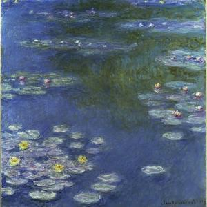 Waterlilies, 1908 by Claude Monet