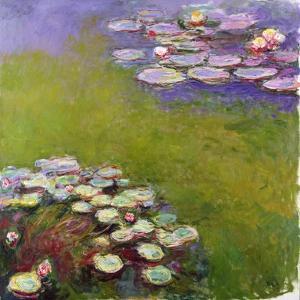 Waterlilies, 1914-17 by Claude Monet