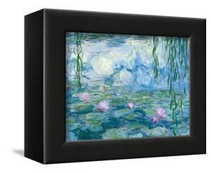 Waterlilies, 1916-19 (Detail) by Claude Monet