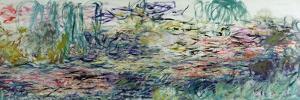 Waterlilies, 1917-19 by Claude Monet