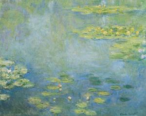 Waterlilies, ca. 1906 by Claude Monet