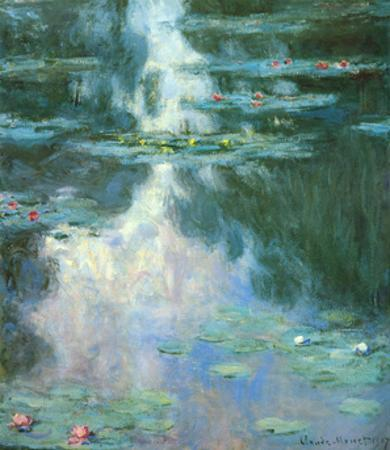 Waterlilies II by Claude Monet