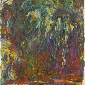 Weeping Willow, 1922 by Claude Monet