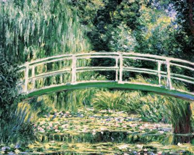 White Water Lilies by Claude Monet
