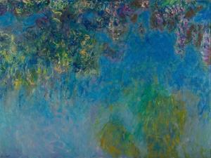 Wisteria, C. 1925 by Claude Monet