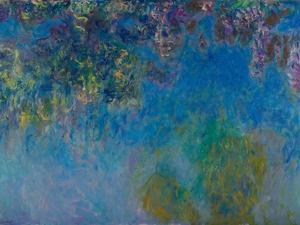 Wisteria, C1925 by Claude Monet