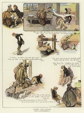 Harry the Tailor by Claude Shepperson