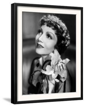 Claudette Colbert, c.1935