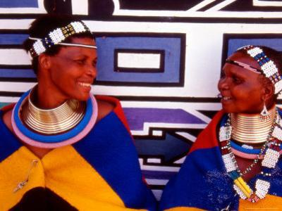 Ndembelle Women, South Africa by Claudia Adams