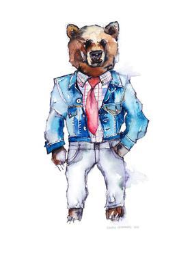 Mac the Bear by Claudia Liebenberg