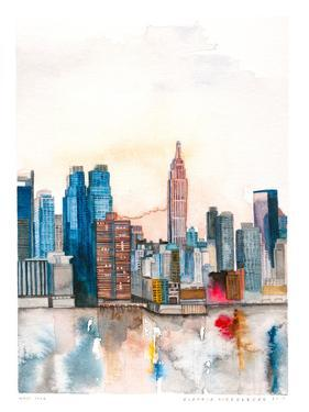New York by Claudia Liebenberg