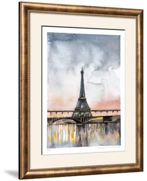 Paris by Claudia Liebenberg