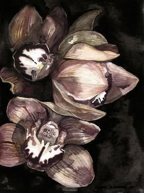 Rusted Orchid by Claudia Liebenberg