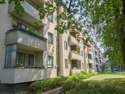Siedlung Siemensstadt by Claudio Divizia