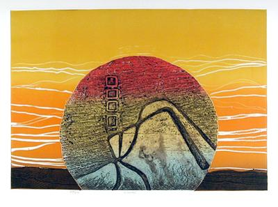 Sunset by Claudio Juarez