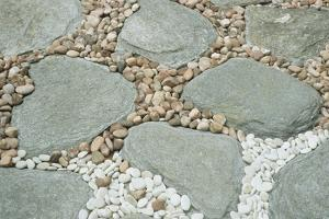 Gardens, landscaping, pebbles and rocks by Claver Carroll