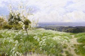 Spring Blossom by Clayton Adams