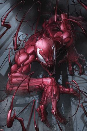 Superior Carnage #1 Cover: Carnage by Clayton Crain