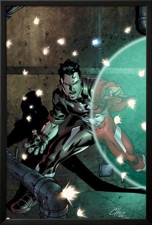 New X-Men: Hellions No.4 Cover: Hellion