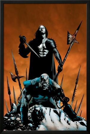 X-Men: Apocalypse Vs. Dracula No.1 Cover: Apocalypse and Dracula