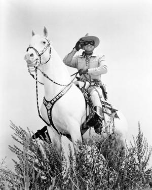 Clayton Moore, The Lone Ranger (1949)