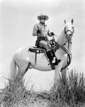 Clayton Moore - The Lone Ranger