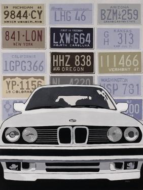 BMW by Clayton Rabo