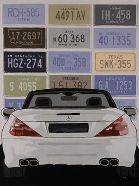 Mercedes by Clayton Rabo