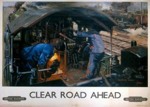 Clear Road Ahead, Monmouth Castle