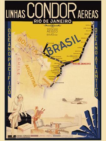 Rio De Janeiro, Brazil by Clement