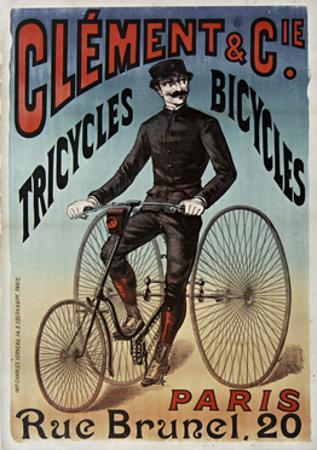 Clement Tricycles