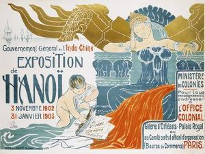Exposition De Hanoi by Clementine-helene Dufau
