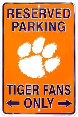 Clemson Tigers Reserved