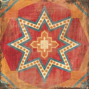 Moroccan Tiles VII by Cleonique Hilsaca