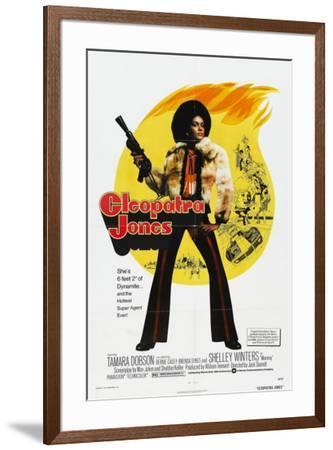 Cleopatra Jones--Framed Poster