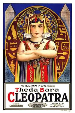 Cleopatra, Theda Bara