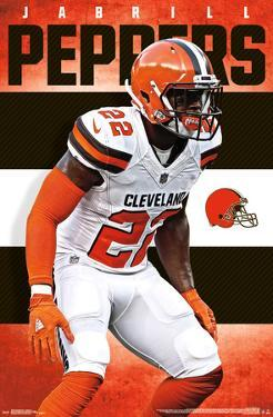 CLEVELAND BROWNS - J PEPPERS 17