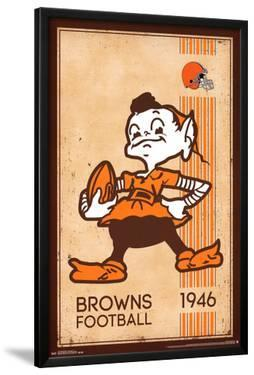 CLEVELAND BROWNS - RETRO LOGO 14