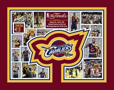 Cleveland Cavaliers 2016 NBA Finals Champions Milestones & Memories