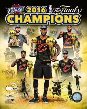 Cleveland Cavaliers 2016 NBA Finals Champions